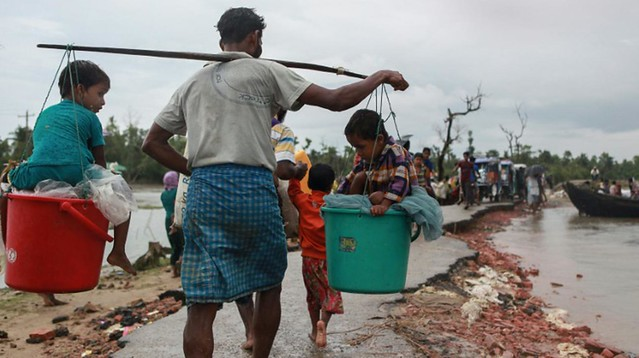 UN warns Myanmar situation 'textbook example of ethnic cleansing'