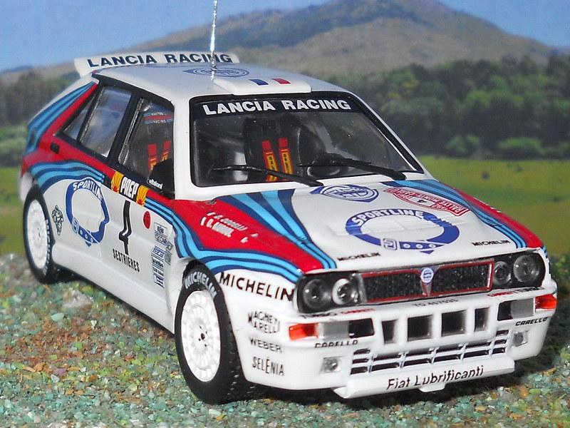 Lancia Delta HF Integrale - Montecarlo 1992