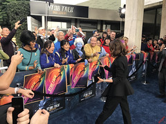 Michelle Yeoh at the Star Trek Discovery Premiere - IMG_0008