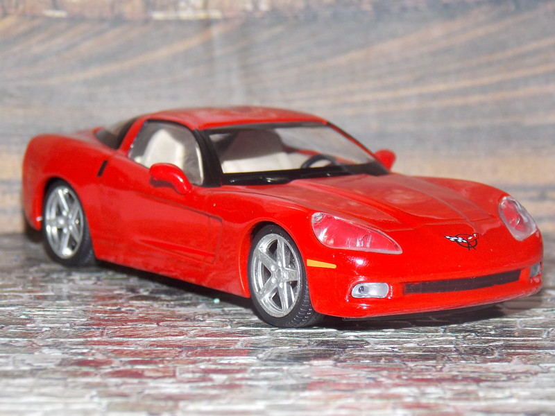 Chevrolet Corvette C6 Z51 – 2005