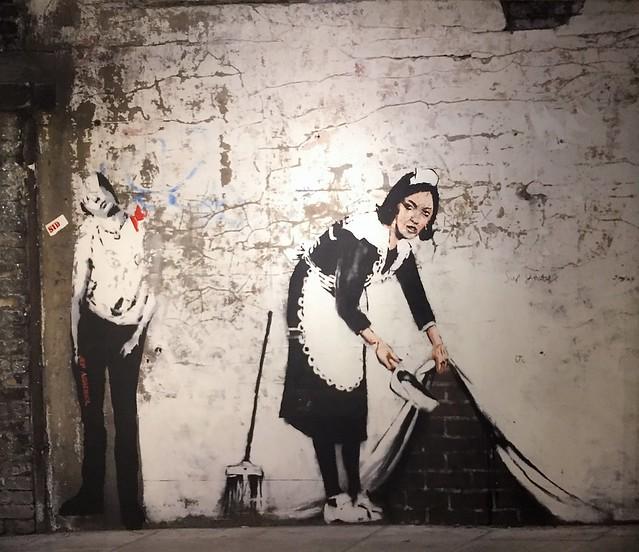 Banksy - Moco Amsterdam