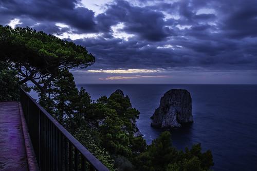 capri italy sunrise water flickrdiamond diamondclassphotographer