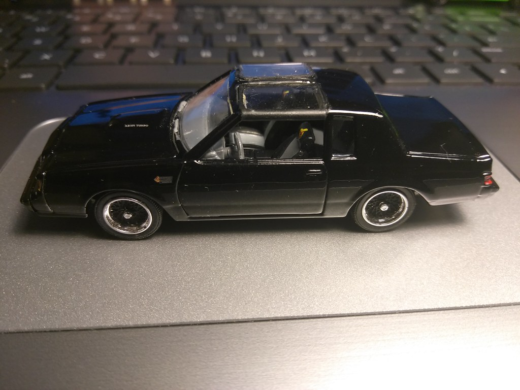 Racing Champions 1987 Buick Grand National W Custom T Top Flickr