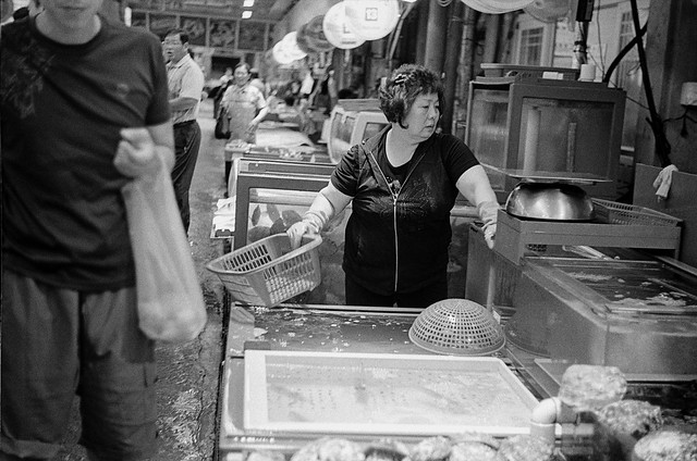Market in Jeju, South Korea