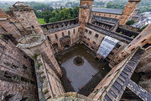 unitedkingdom scotland linlithgow palace paleis