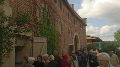 10. September 2017 - 16:31 - Besichtigung von Haus Brock zum Tag des Denkmals 2017, angeboten vom Heimat- und Kutlurkreis Roxel