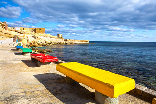 Gozo island.   by lskornog