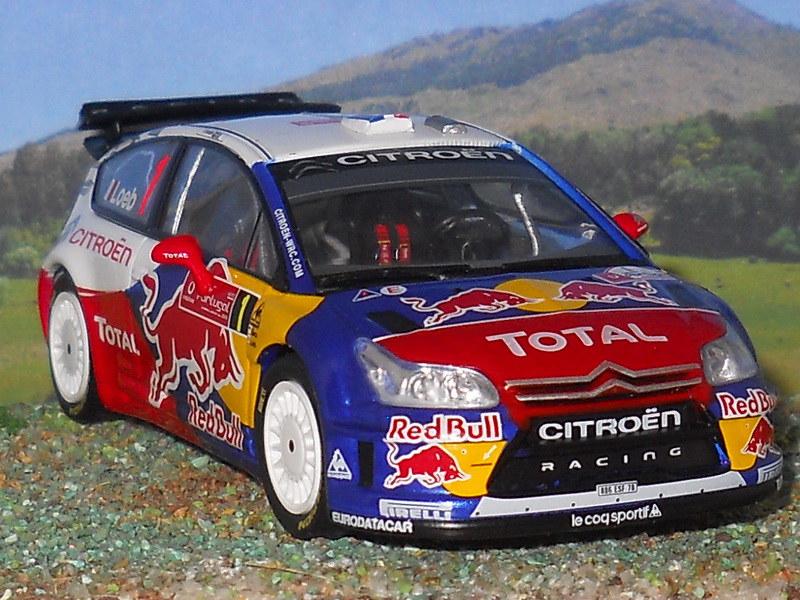 Citroën C4 WRC – Portugal 2009