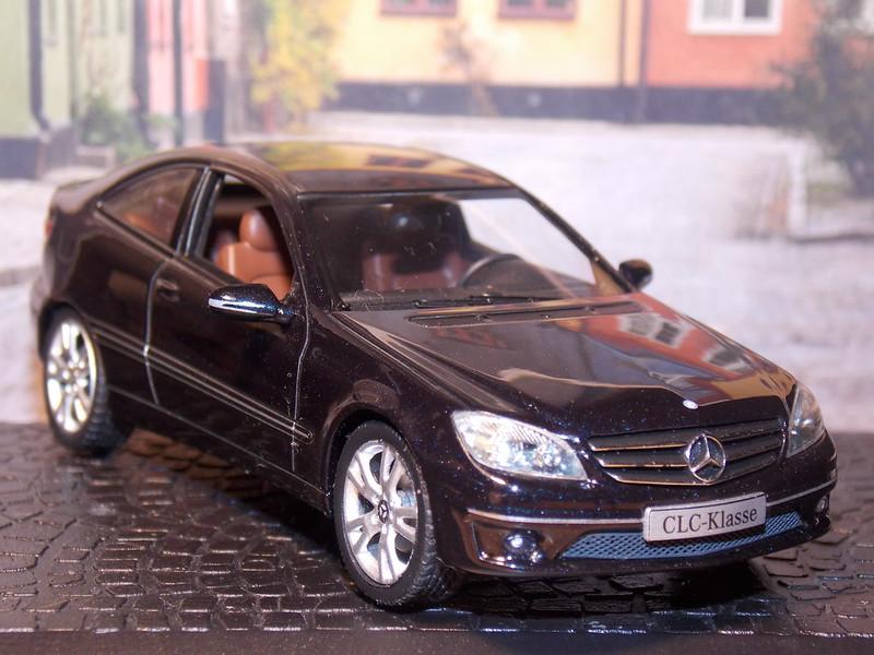 Mercedes Benz CLC-Class - 2008