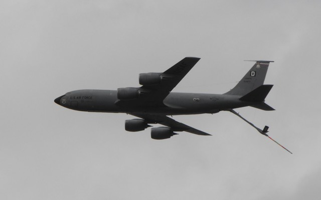 Boeing KC-135R @ RIAT - July 2017