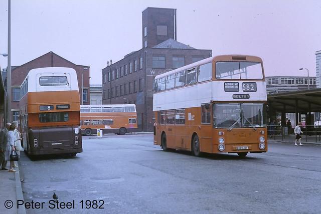 Lancashire United Transport(GMT) 6963 BCB616V Leyland Fleetline FE3OAGR - Northern Counties