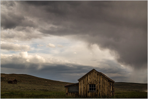 2017 landscape sunset nature outdoors field sky abandoned weather minimalist clouds bodie