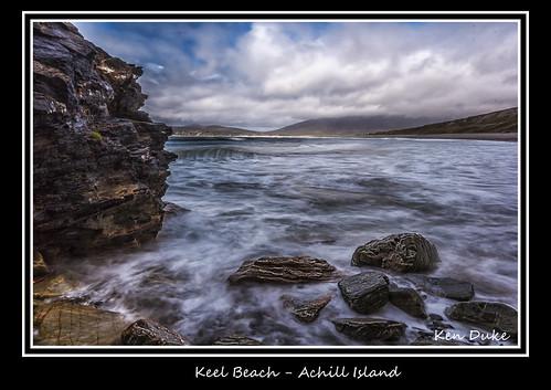 sigma1020 sea shore sky serene seaside rocks water waves watercourse tide