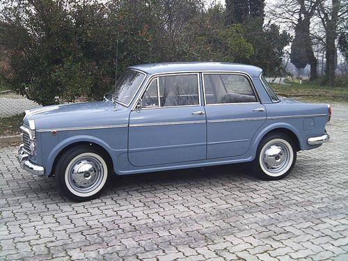 Fiat 1100 Special – 1960