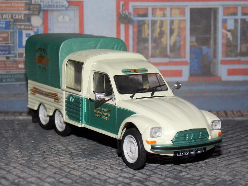 Citroën Acadiane Bache  – 1990