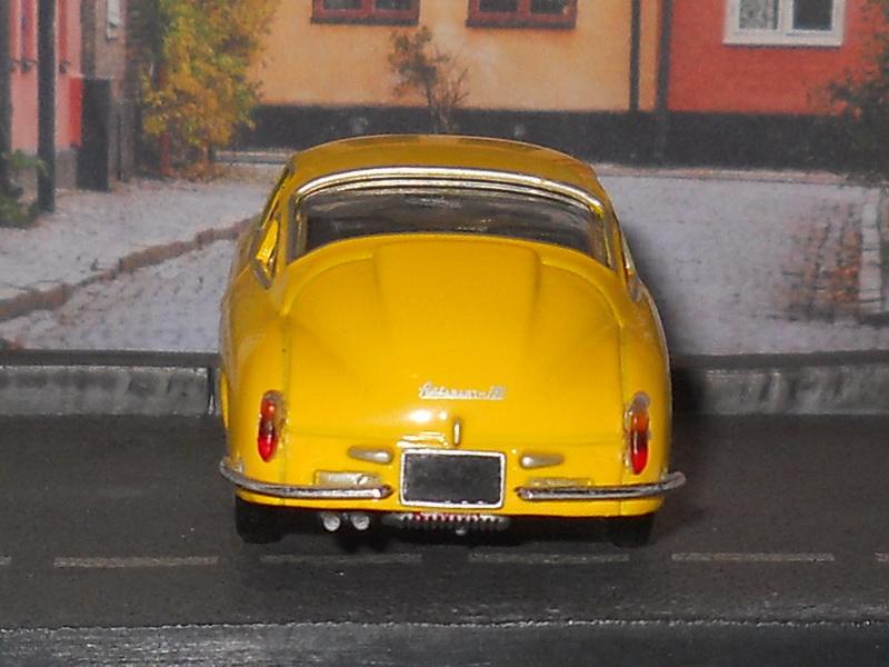 Abarth 750 - Record Monza - 1958