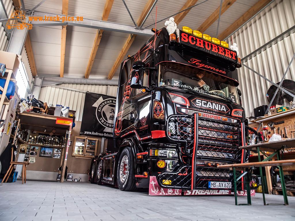 Andreas Schubert Transporte @home, Vorbereitungen für's