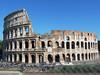 Koloseum – pohled z terasy Tempio di Venere e Roma, foto: Petr Nejedlý