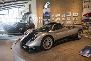 Pagani Factory tour | by RobinH.