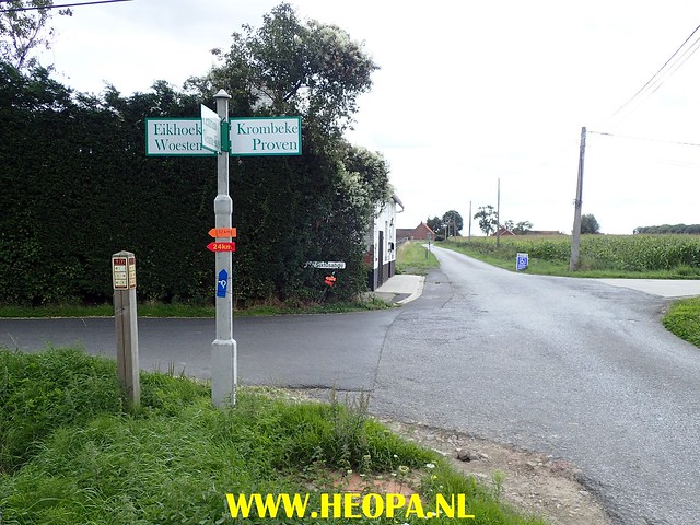 2017-08-24                     Poperinge            3e dag  35 Km     (100)