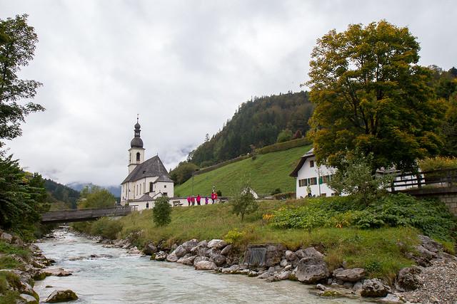 Pfarrkirche St. Sebastian - Ramsauer