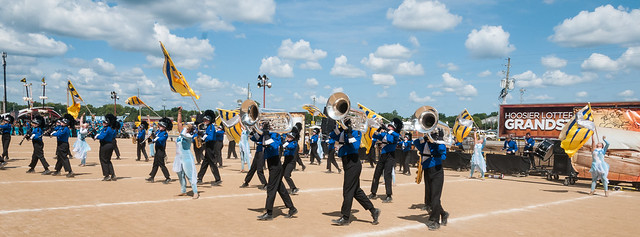 2017 Centerville - Band Day