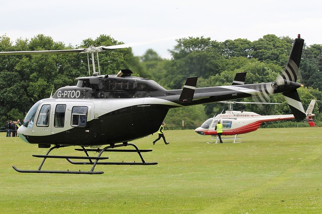 Bell Longranger G-PTOO