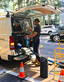 Wiring Brisbane   by Michael Jefferies