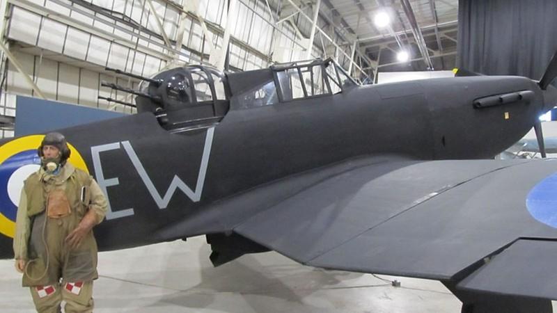 Boulton Paul Defiant I 8