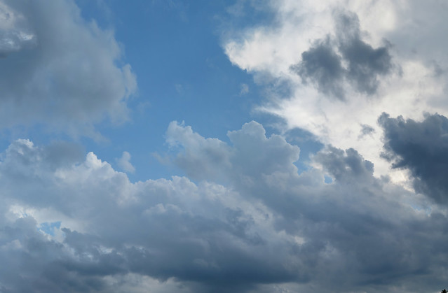Clouds POV 22 Parker; Wakefield, MA (2017)