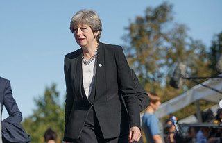 Theresa May   by EU2017EE