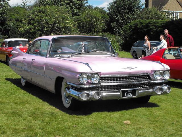 Cadillac - 344 UXG