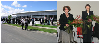 Opening of Auckland Office of Archives New Zealand - 15 September 2007