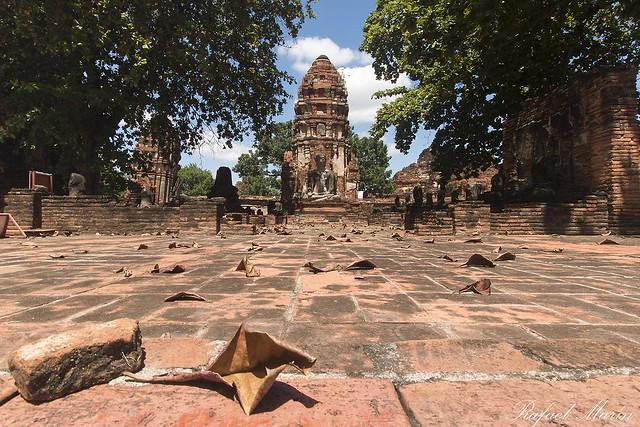 Wat Mahathat temple