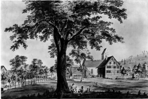 Kirche historisch