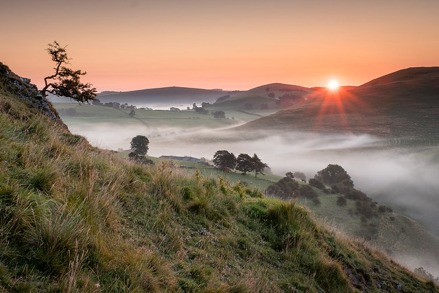 Ecton Hill Sunrise