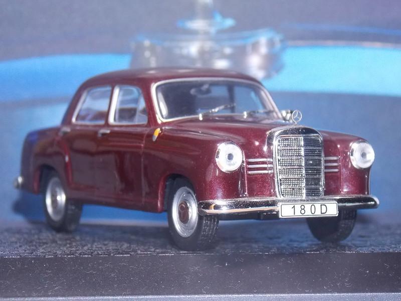 Mercedes Benz 180D - 1953