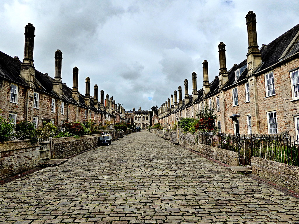 The Oldest Known Residential Street In Europe | Vicars' Clos