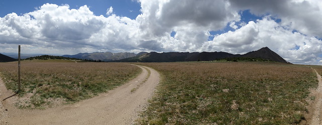 Georgia Pass, Segment 6, Colorado Trail, CO