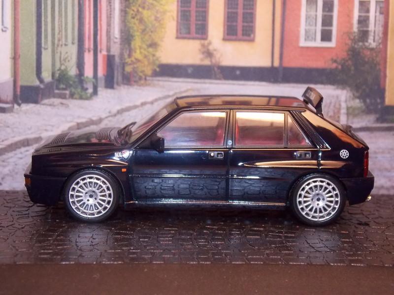 Lancia Delta HF Integrale Club Italia – 1992