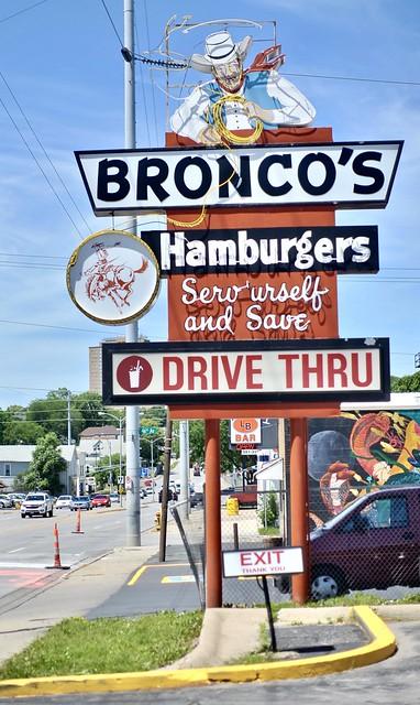 Bronco's - Omaha,Nebraska