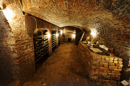 Wiliamson's Tunnels - The Wine Bins | by moz278