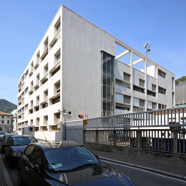 Casa Del Fascio Como