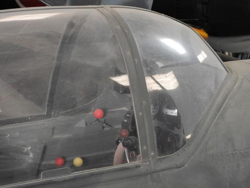 Heinkel He 100 D-1 7