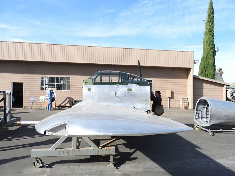 Mitsubishi A6M Zero 5