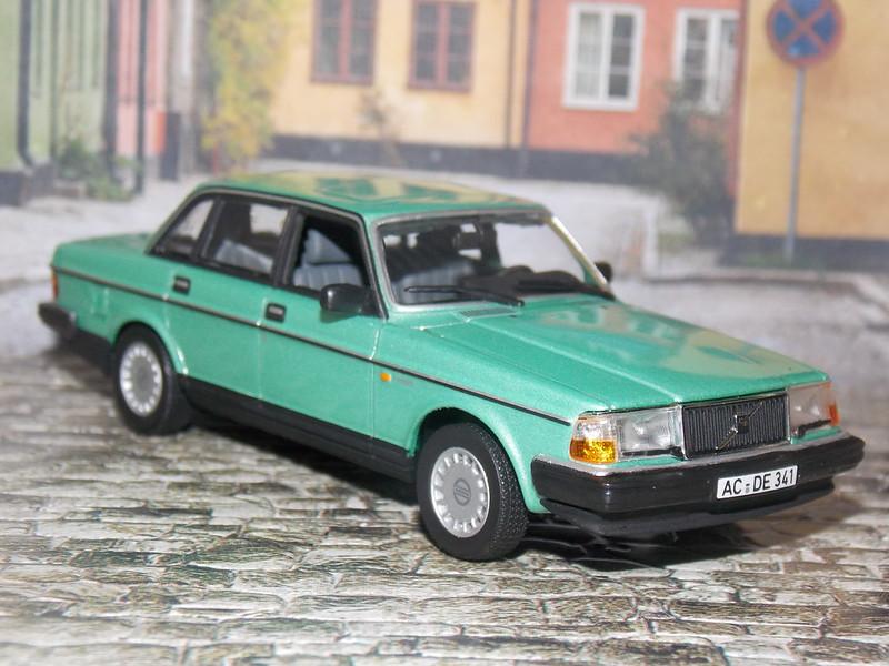 Volvo 240 GL – 1986