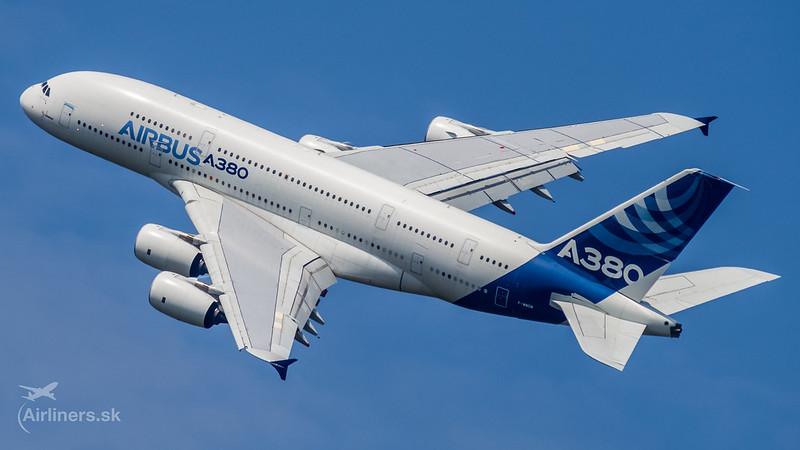F-WWOW Airbus Industrie Airbus A380-841