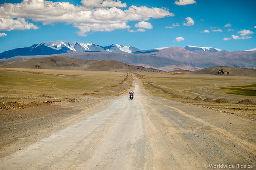 Mongolia Uglii to Khvod-9 | by Worldwide Ride.ca
