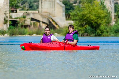 Kayak por el Ebro | by Millán
