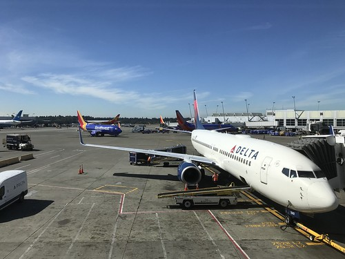 Seattle–Tacoma International Airport | by ksxio